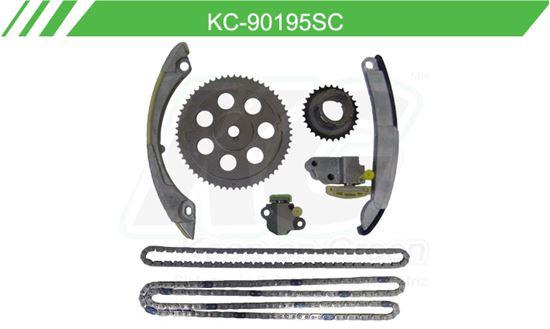 Imagen de Distribución de Cadena KC-90195SC