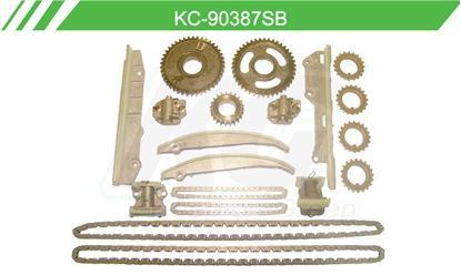 Imagen de Distribución de Cadena KC-90387SB