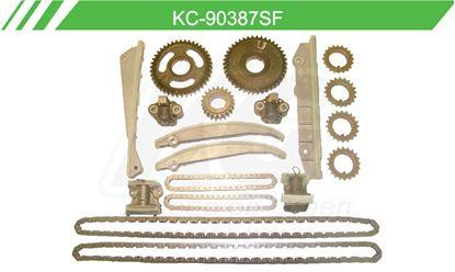 Imagen de Distribución de Cadena KC-90387SF