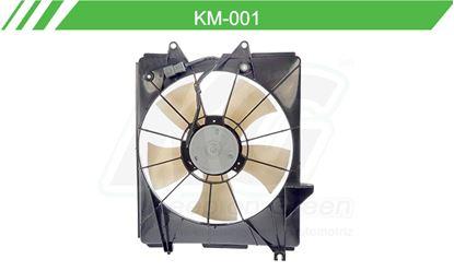 Imagen de Motoventilador KM-001