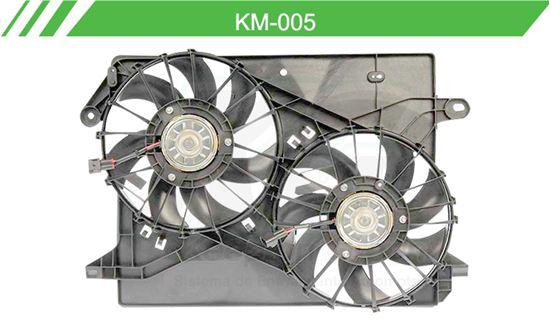 Imagen de Motoventilador KM-005