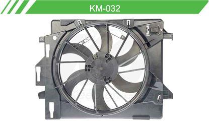 Imagen de Motoventilador KM-032