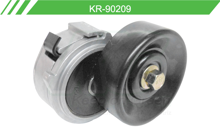 Tension Pulley Ford Windstar : Green autopartes tensor de accesorios kr