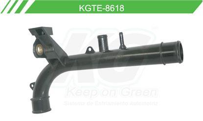 Imagen de Tubo de Enfriamiento KGTE-8618