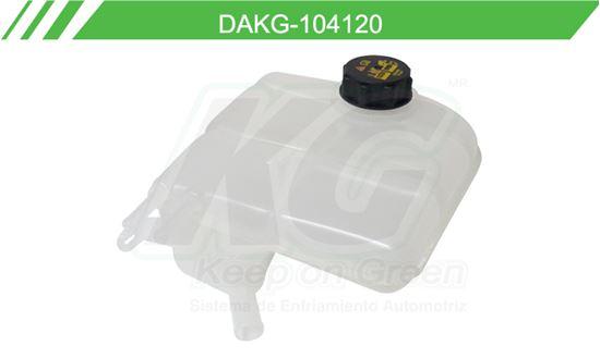 Imagen de Deposito de Anticongelante DAKG-104120