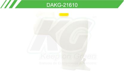 Imagen de Deposito de Anticongelante DAKG-21610