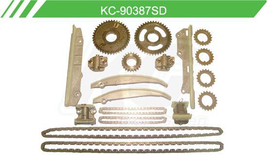 Imagen de Distribución de Cadena KC-90387SD