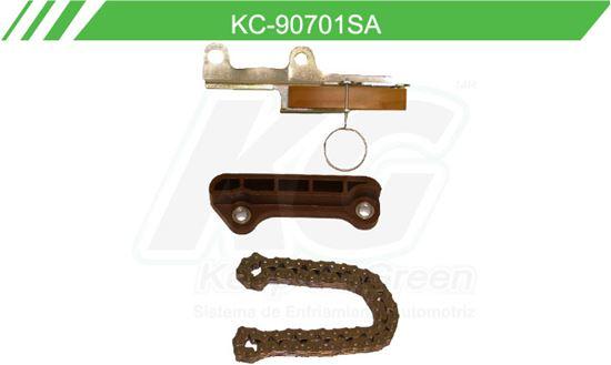 Imagen de Distribución de Cadena KC-90701SA