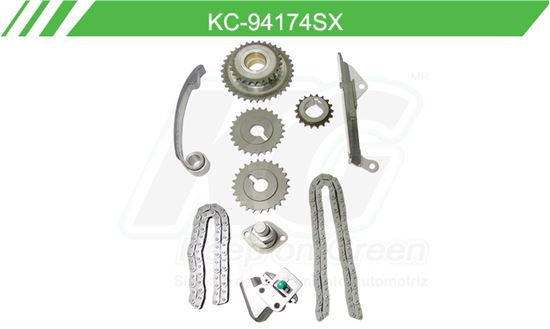 Imagen de Distribución de Cadena KC-94174SX