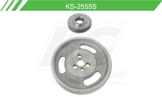 Imagen de Distribución de Cadena KS-2555S