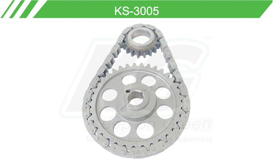 Imagen de Distribución de Cadena KS-3005