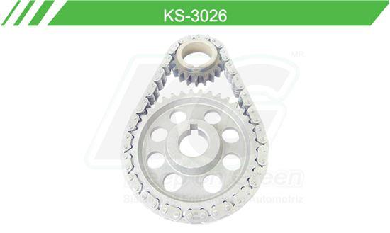 Imagen de Distribución de Cadena KS-3026