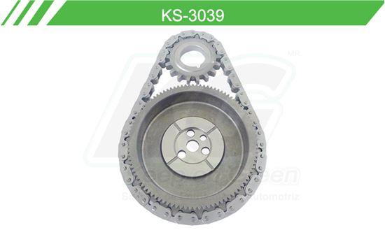 Imagen de Distribución de Cadena KS-3039