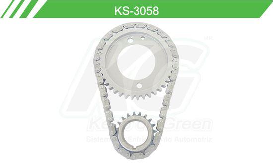 Imagen de Distribución de Cadena KS-3058