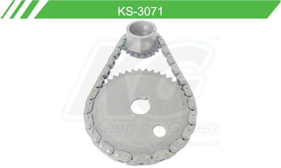 Imagen de Distribución de Cadena KS-3071