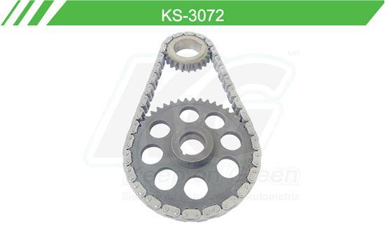 Imagen de Distribución de Cadena KS-3072