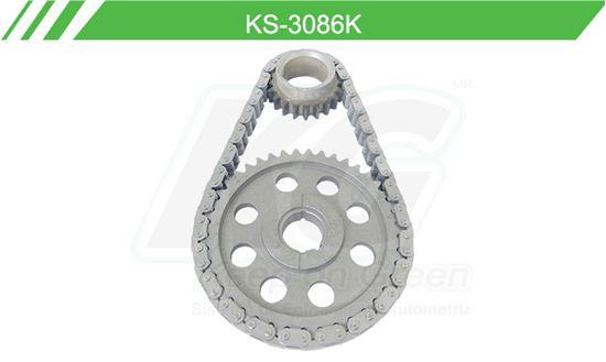 Imagen de Distribución de Cadena KS-3086K