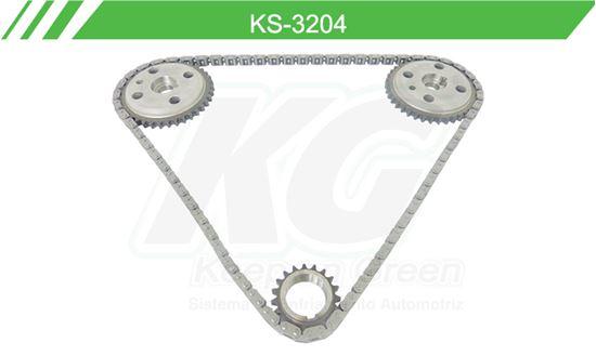Imagen de Distribución de Cadena KS-3204