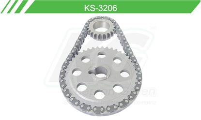 Imagen de Distribución de Cadena KS-3206