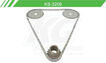 Imagen de Distribución de Cadena KS-3209