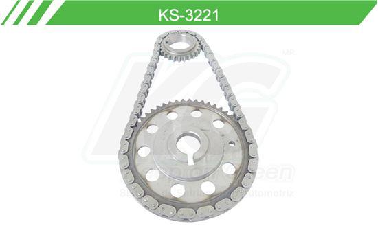 Imagen de Distribución de Cadena KS-3221
