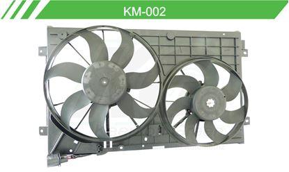 Imagen de Motoventilador KM-002