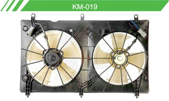 Imagen de Motoventilador KM-019
