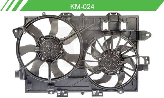 Imagen de Motoventilador KM-024