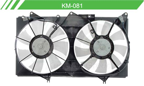 Imagen de Motoventilador KM-081