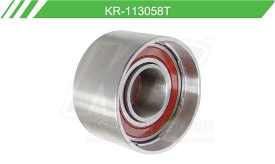 Imagen de Poleas de Accesorios y Distribución KR-113058T