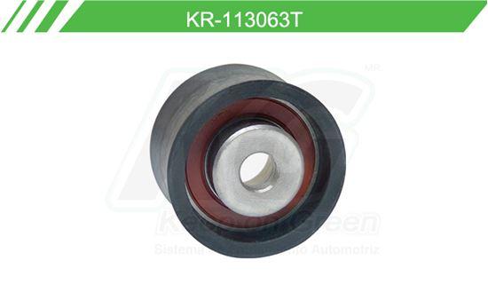 Imagen de Poleas de Accesorios y Distribución KR-113063T