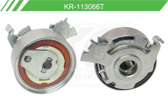 Imagen de Poleas de Accesorios y Distribución KR-113066T