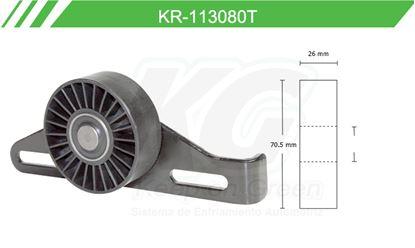 Imagen de Poleas de Accesorios y Distribución KR-113080T