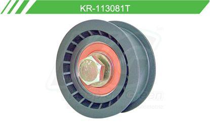 Imagen de Poleas de Accesorios y Distribución KR-113081T