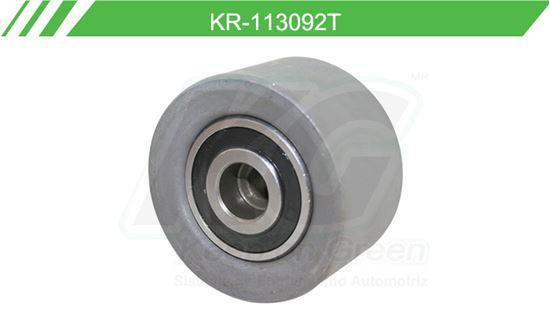 Imagen de Poleas de Accesorios y Distribución KR-113092T