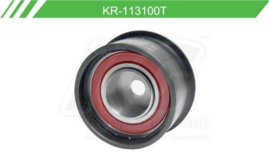 Imagen de Poleas de Accesorios y Distribución KR-113100T