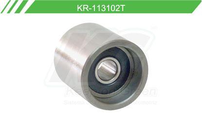 Imagen de Poleas de Accesorios y Distribución KR-113102T