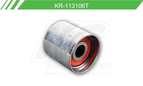 Imagen de Poleas de Accesorios y Distribución KR-113106T