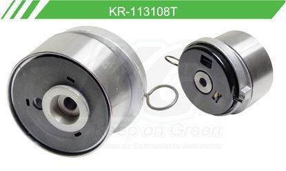 Imagen de Poleas de Accesorios y Distribución KR-113108T