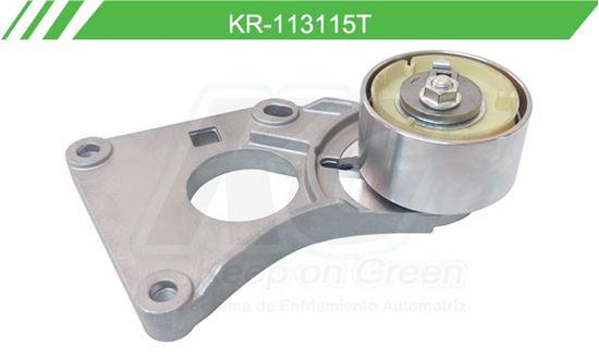 Imagen de Poleas de Accesorios y Distribución KR-113115T