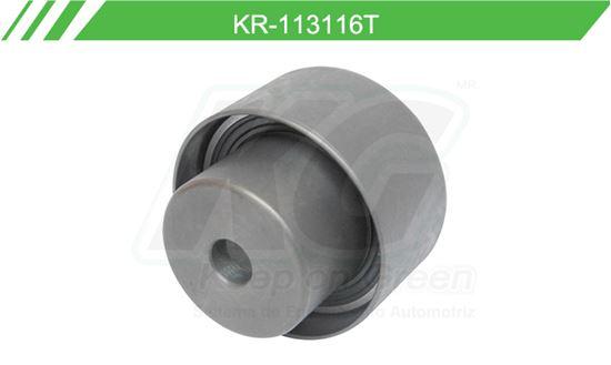 Imagen de Poleas de Accesorios y Distribución KR-113116T
