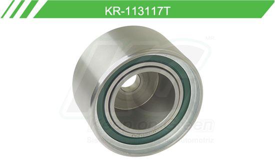 Imagen de Poleas de Accesorios y Distribución KR-113117T