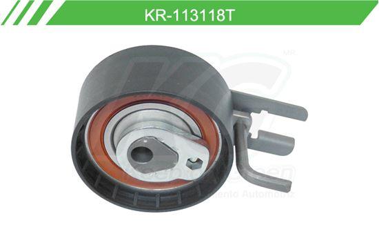 Imagen de Poleas de Accesorios y Distribución KR-113118T