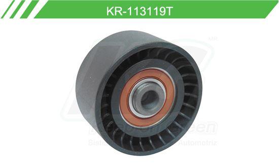 Imagen de Poleas de Accesorios y Distribución KR-113119T
