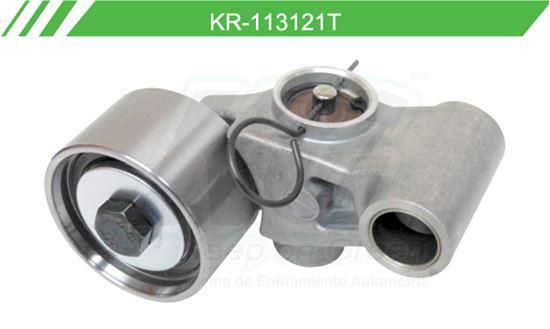 Imagen de Poleas de Accesorios y Distribución KR-113121T