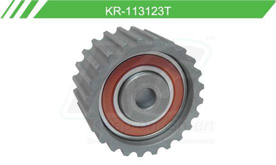 Imagen de Poleas de Accesorios y Distribución KR-113123T