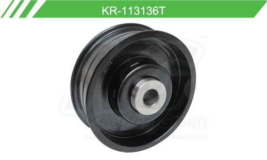 Imagen de Poleas de Accesorios y Distribución KR-113136T