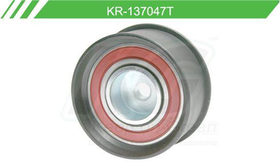 Imagen de Poleas de Accesorios y Distribución KR-137047T