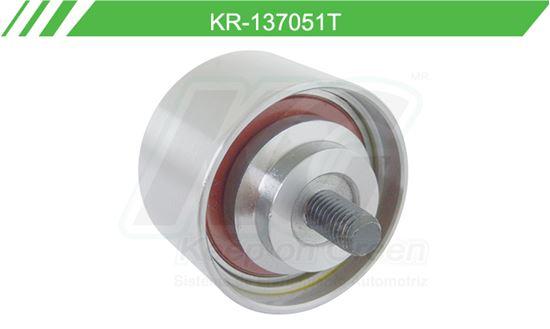 Imagen de Poleas de Accesorios y Distribución KR-137051T
