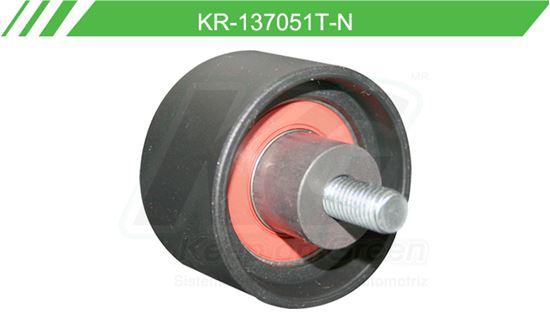 Imagen de Poleas de Accesorios y Distribución KR-137051T-N